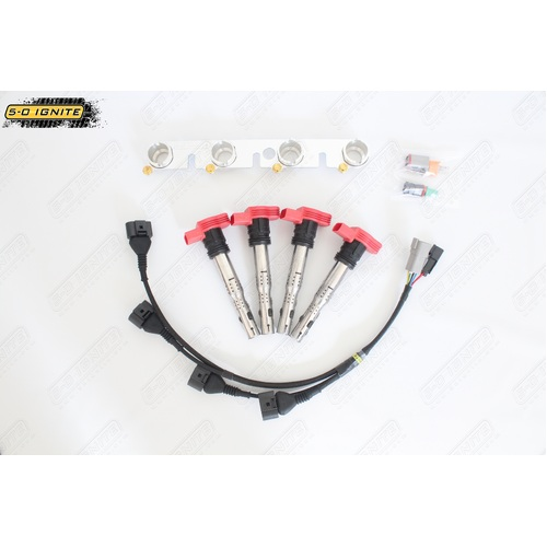 Toyota Beams 3SGE - Audi R8 Ignition Kit [Option: WITHOUT Ignition Coils]
