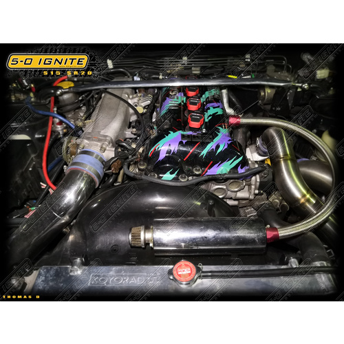 Nissan Silvia S15 - Audi R8 Ignition Kit [Option: WITHOUT Ignition Coils]